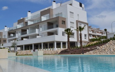 Appartement - Nouvelle construction - Orihuela Costa - Villamartín