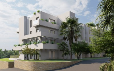 Appartement - Nouvelle construction - San Miguel de Salinas - Las Colinas Golf & Country Club