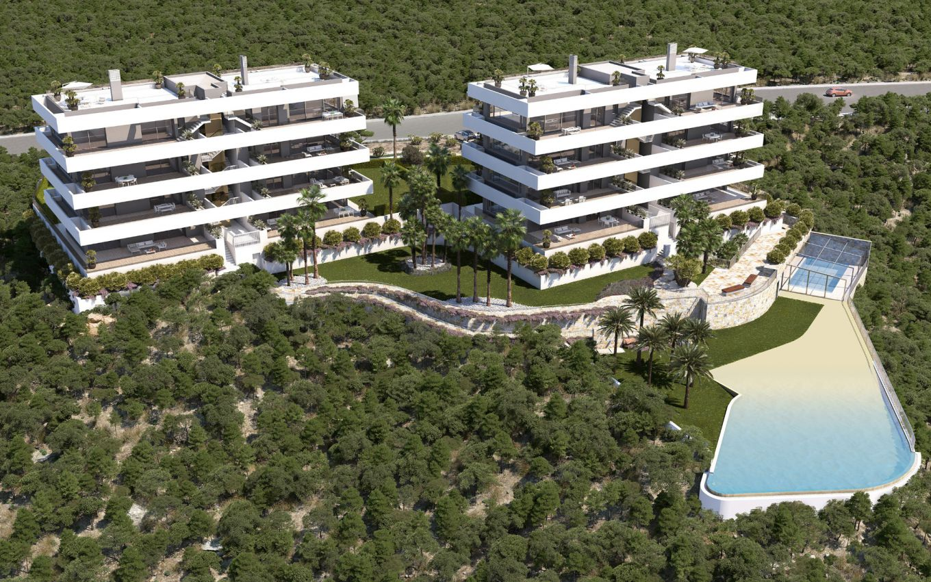 New Build - Apartment - San Miguel de Salinas - Las Colinas Golf & Country Club