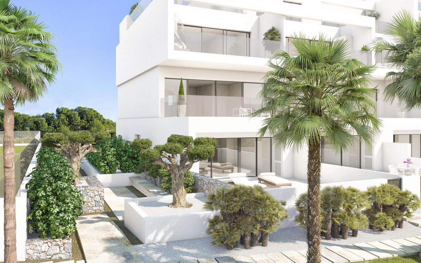 Nouvelle construction - Appartement - San Miguel de Salinas - Las Colinas Golf & Country Club