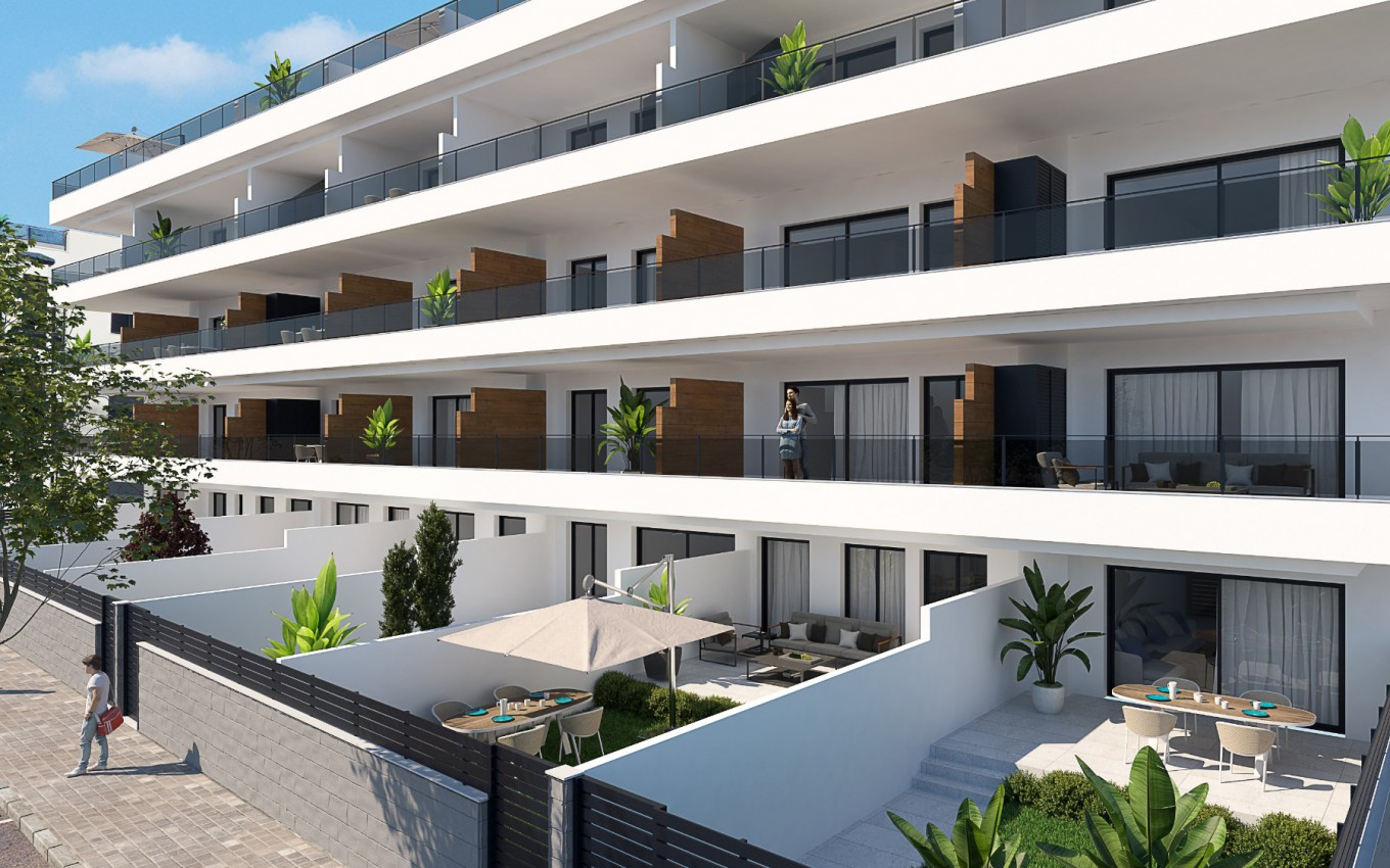 Nouvelle construction - Appartement - Santa Pola