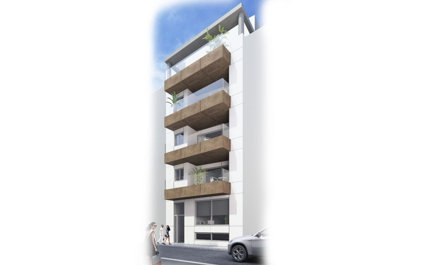 Nouvelle construction - Appartement - Torrevieja - La Mata