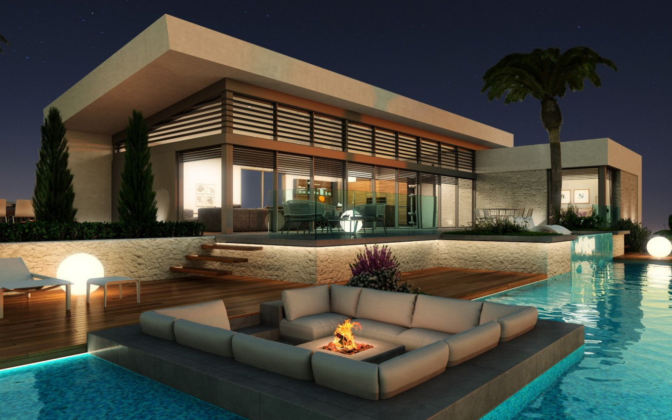 Nouvelle construction - Villa - San Miguel de Salinas - Las Colinas Golf & Country Club