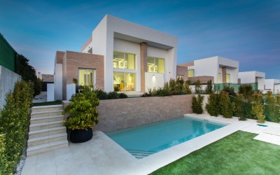 Villa - New Build - Algorfa - La Finca