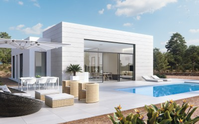 Villa - New Build - San Miguel de Salinas - Las Colinas Golf & Country Club