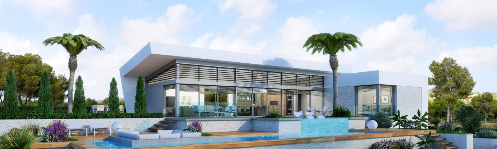 Villa - Nouvelle construction - San Miguel de Salinas - Las Colinas Golf & Country Club