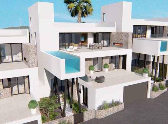 Villas type C in Residencial Oceanic